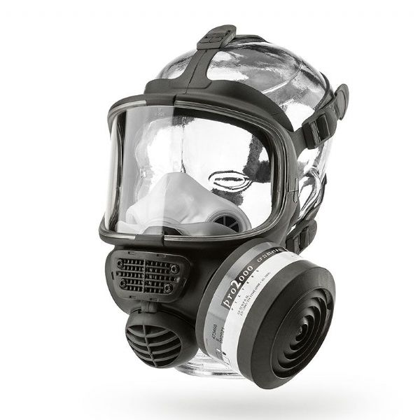 Gas Masks & Respirators